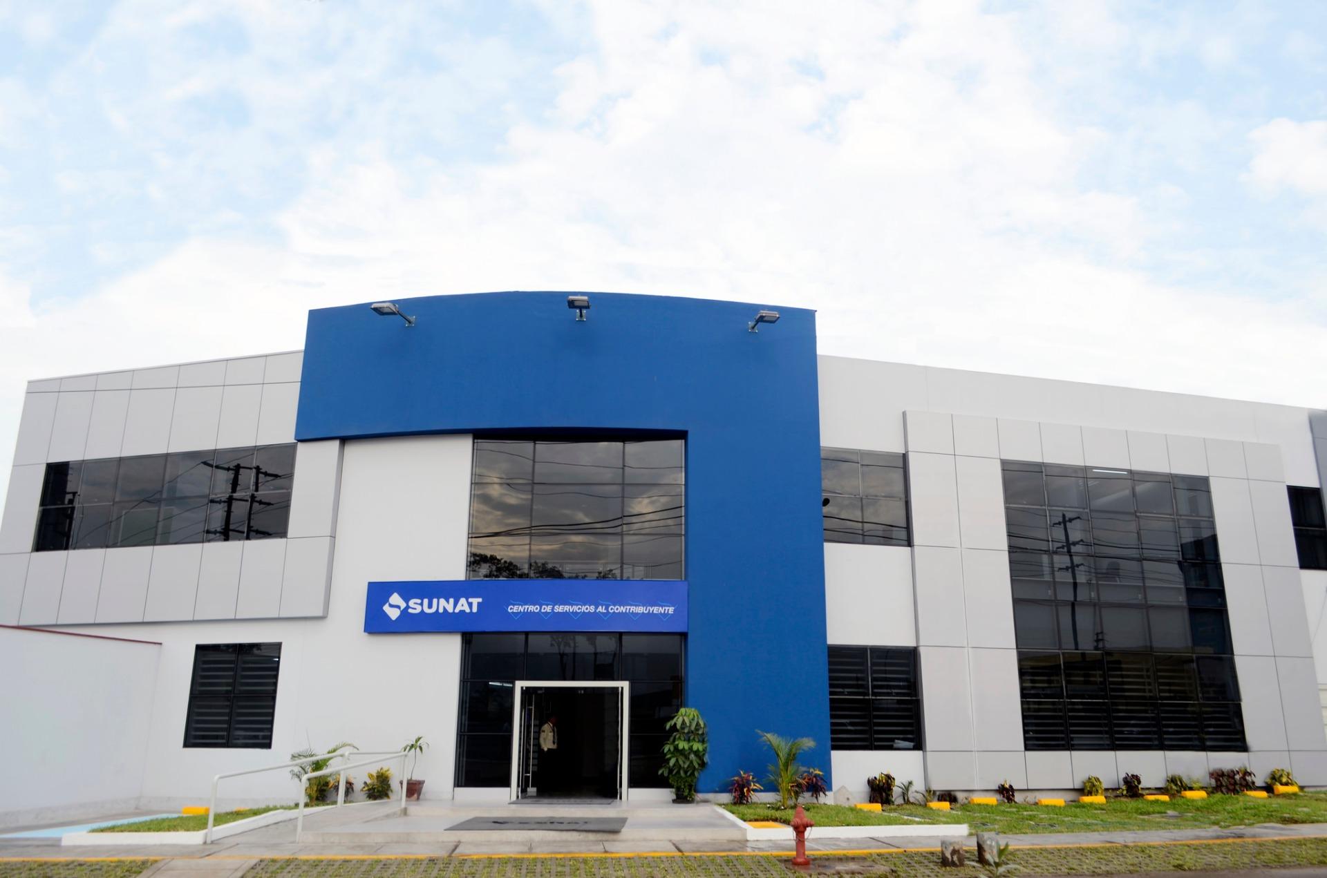 Inauguración del Centro de Servicios en Los Olivos   FOTO PRENSA SUNAT
