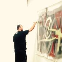Artista italiano Alex Caminiti presenta Orbitales