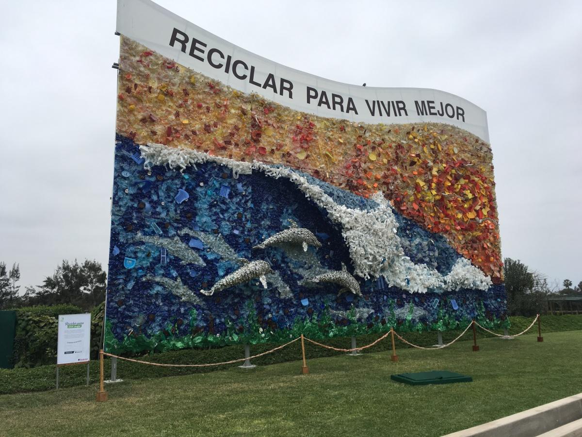 #CuadernoVerde | AFP Habitat contribuye al parque ecológico Voces por el Clima