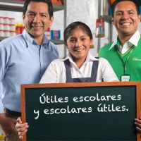 """Mibanco presenta su nueva campaña escolar: """"Escolares útiles"""""""