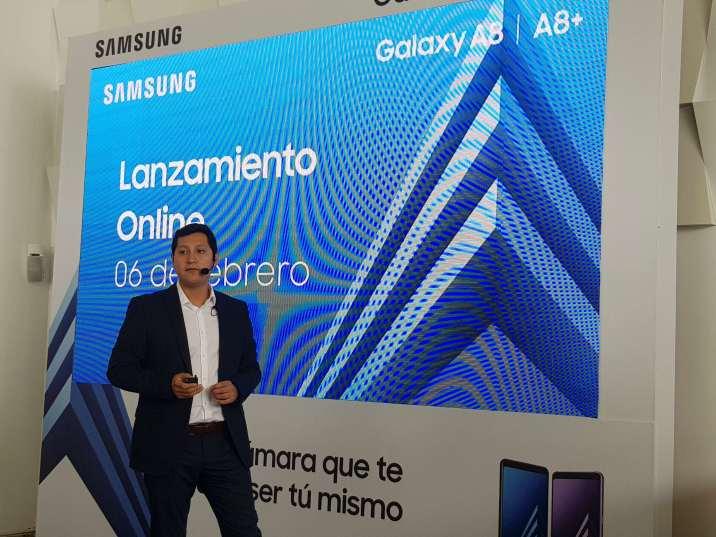 SamsungGalaxyA8 -3
