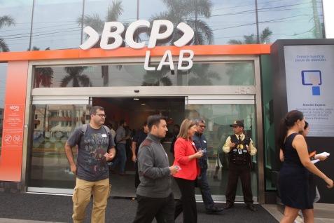 Agencia BCP Lab