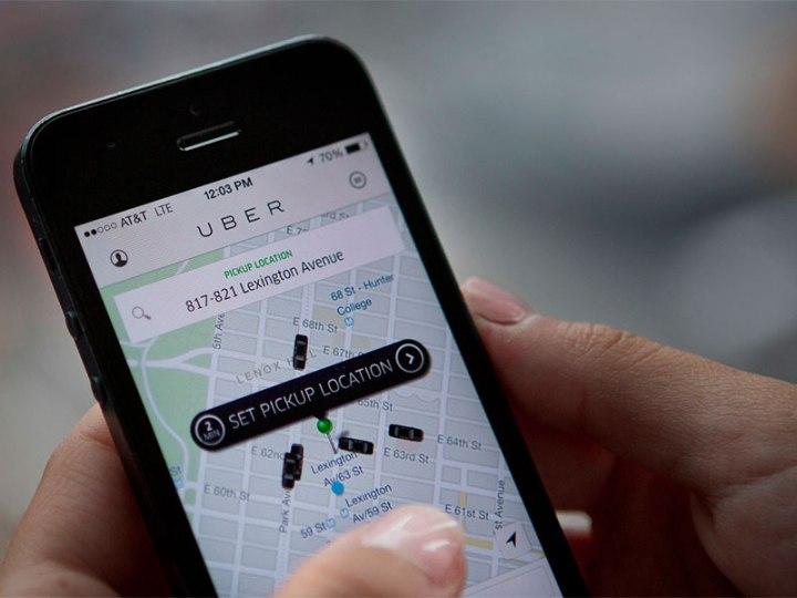La plataforma de Uber permite a un usuario enviar información de sus viajes en tiempo real a familiare.jpg