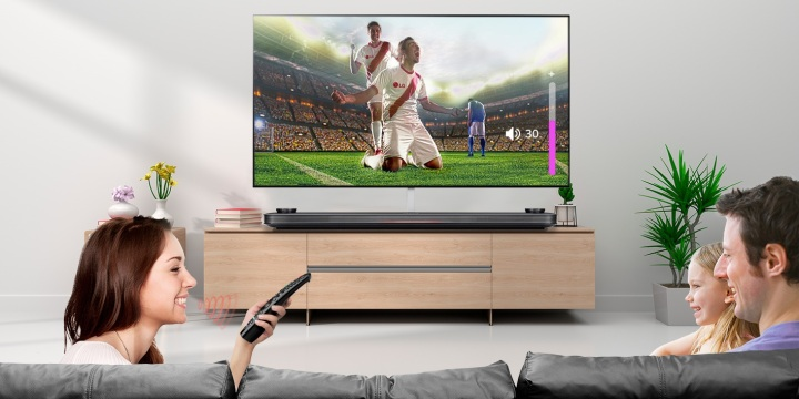 Nueva línea de televisores LG responde a comandos de voz (2)