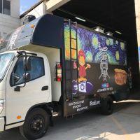 7 consejos para convertir tu camión en Food Truck