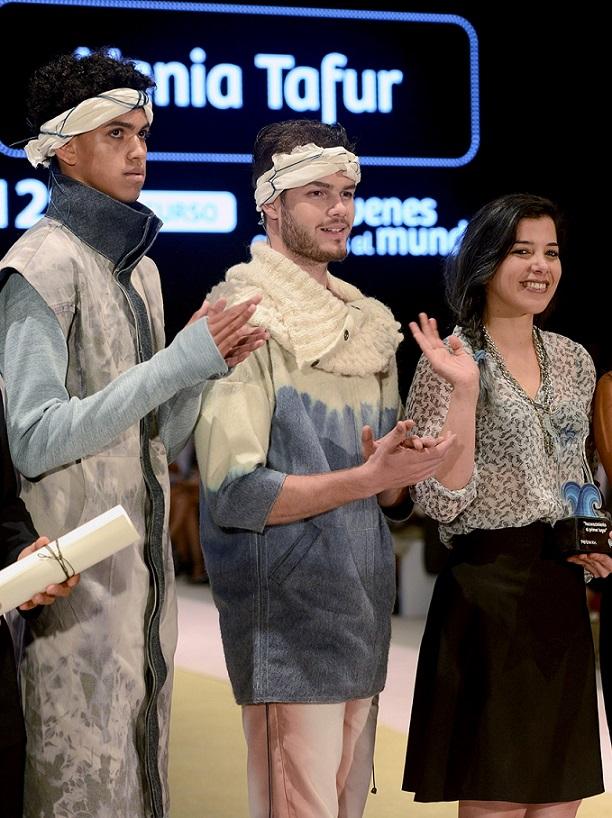 Vania Tafur Ganadora del 2016 B