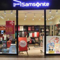 Samsonite inaugura nueva tienda en Mall del Sur