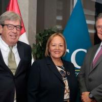 Yolanda Torriani fue reelegida presidenta de la Cámara de Comercio de Lima