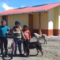Sumaq Wasi protege a la población contra la helada