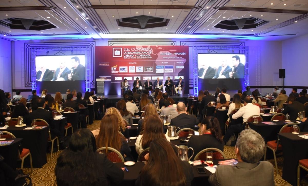 Lima será sede del 3er Congreso LATAM de Crédito y Cobranza