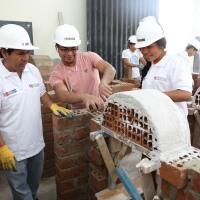 SENCICO ofrece más de 1500 vacantes para carreras relacionadas al sector construcción