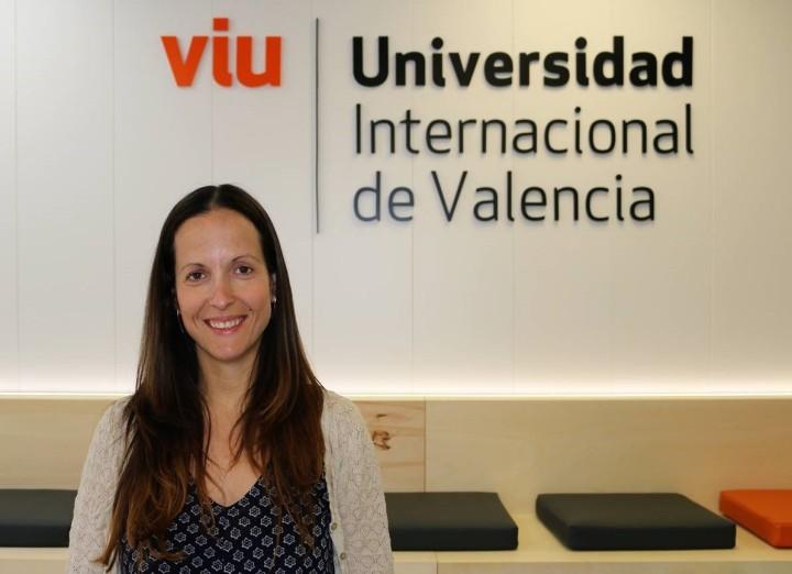 Dra. Arantxa Duque, Directora del Grado en Psicolo gía de la Universidad Internacional de Valencia