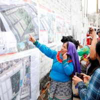 Comunidad shipibo-konibo eligió construcción de viviendas bifamiliares en terreno de Cantagallo