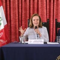 Luisa María Cuculiza pidió pena de muerte para violadores de niños