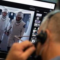 Sale el primer vuelo espacial norteamericano auspiciado por una empresa