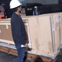 Minsa implementa puente aéreo para el traslado de planta de oxígeno a Moyobamba